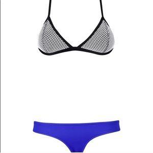 Ollie Penny Wanderlust Triangl Bikini
